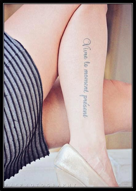 in this moment tattoos my quot live for the moment quot in sayings