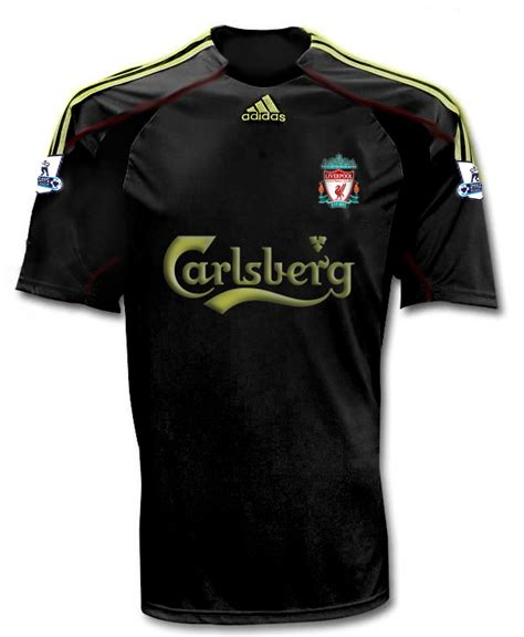 liverpool kit new liverpool kit liverpool fc shirt uksoccershop new liverpool away shirt 2009 10 anfield online