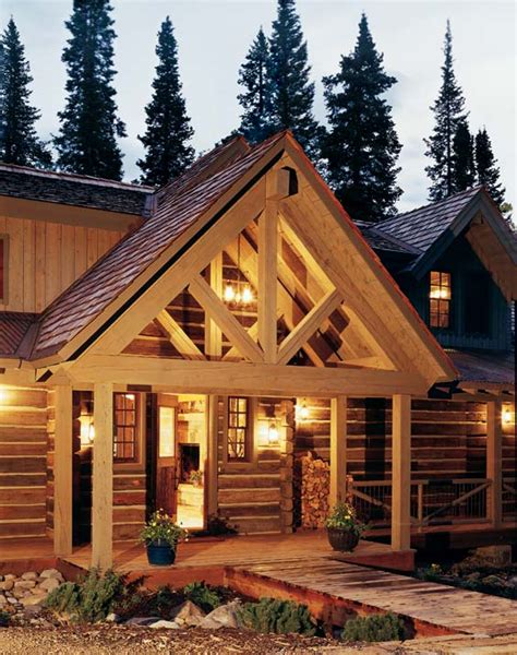 log cabin porch a place to call home planning a reclaimed log home log