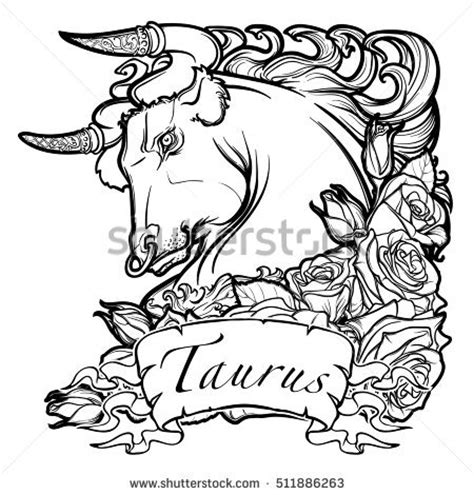 taurus vector stock images royalty free images amp vectors