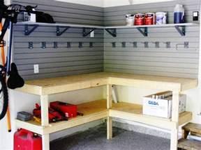 garage workbench plans free all one home ideas diy