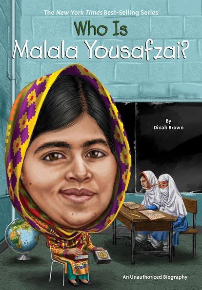 amazon com yves pigneur books biography blog who is malala yousafzai a mighty girl