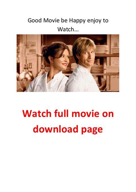 watch free movie online moviehdstreamnet watch movies no reservations 2007 online streaming 1080p