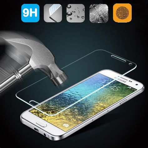 Tempered Glass 3 Power For Samsung Galaxy S5 Mini G800 Clear explosion proof tempered glass for samsung galaxy s3 s4 s5 s6 grand prime 2016 a3 a5 a7 j1 mini