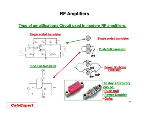 one transistor rf lifier hfc g rf lifiers