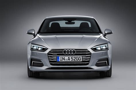 Neuer Audi A5 by New Audi A5 And S5 Revealed More Space Tech And Power By