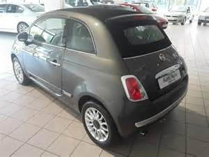 Fiat 500 Mileage Used Fiat 500 2013 Fiat 500 Cab Low Mileage