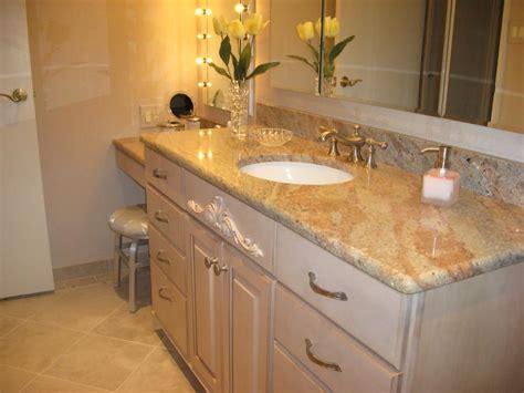 Washroom Countertops by Bathroom Granite Countertops Photos