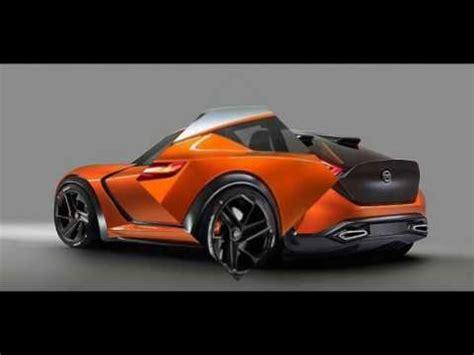 370z 2018 redesign 2018 nissan z concept sport sedan changes redesign