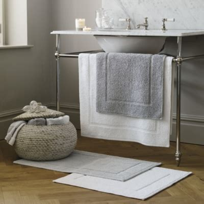 The White Company Bath Mats by Bath Mats Bathroom Home The White Company Uk