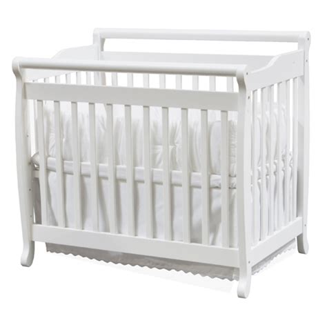 mini baby crib million dollar baby mini portable crib emily in white