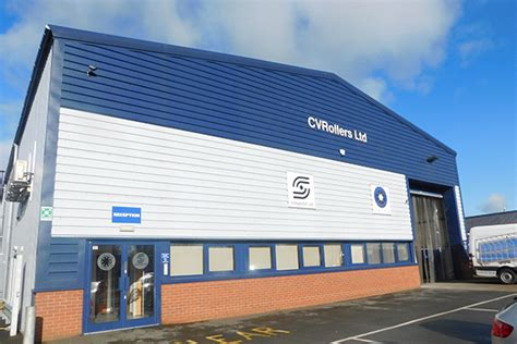 cv rollers ltd kynaston contracts