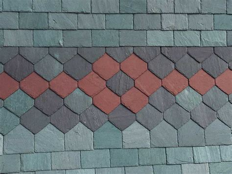 diamond pattern roof tiles 4 unique slate roofing shape and design inspirations