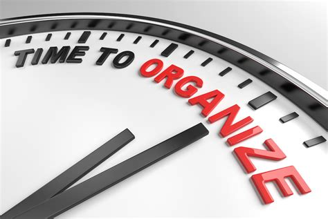Organize Or Organise by Clear The Clutter Get Started On Getting Organized By