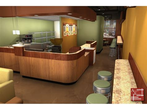 coffee shop interior design layout reg wilson multimedia developer storefront design