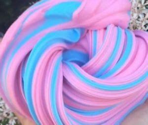 Pva Glue Blue Slime Dll fluffy slime rainbow slime unicorn slime ebay