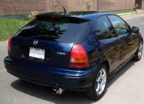 honda civic hatchback car ong