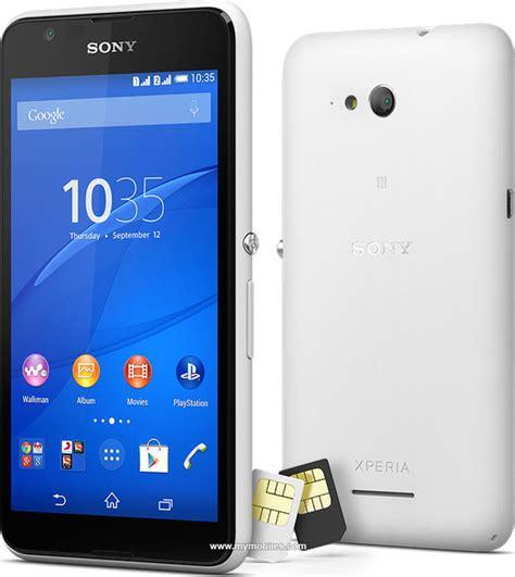 Handphone Sony Xperia E4 Dual sony xperia e4 dual accessories