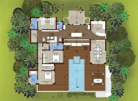 Complete House Plans master plan amp floor plan archives shamballa pool