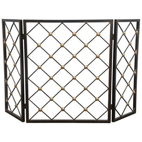 mid century modern fireplace screen whatifisland