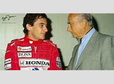Ayrton Senna: the athlete that united Brazil and Argentina ... F1 Driver Numbers
