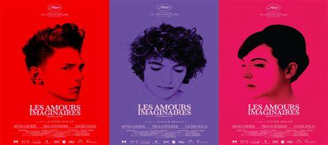 les amours film les amours imaginaires a k a heartbeats by xavier dolan a darker m 233 nage 224 trois
