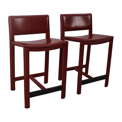 Room And Board Counter Stools by 67 Room And Board Room Board Sava Leather Bar
