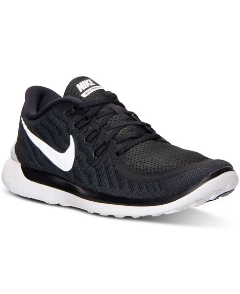 finish line womens running shoes lyst nike s free 5 0 running sneakers from finish