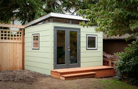 modern shed   standard  building westcoast