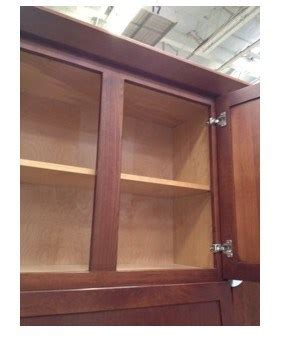 Tempered Glass Cabinet Doors China Maple Solid Wood Kitchen Cabinets With Tempered Glass Cabinets Doors Kc 072 Photos