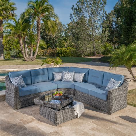 Garden Ridge 4pc Seating Set Mission Hills Furniture Garden Ridge Outdoor Furniture