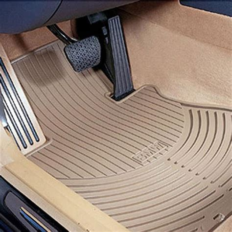 All Weather Floor Mats by Shopbmwusa Bmw All Weather Rubber Floor Mats