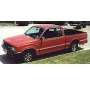 For Sale  1990 Mazda B2600i 4x2 Extended Cab Pickup