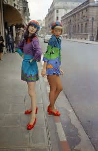 Disco clothes circa 1970 paris couturier louis feraud designed these