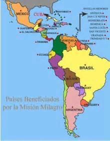 Paises del continente americano