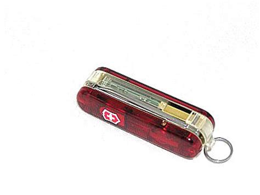 swissbit swiss memory 1gb usb victorinox knife the gadgeteer