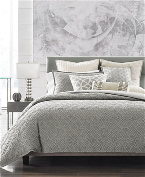 Hotel Collection Connections Bedding Collection Only At Macy S Crib Bedding