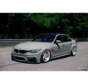 Stance BMW M3 F30