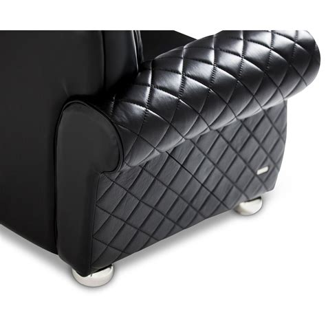 lugano leather sofa black leather love seat loveseat recliner with cup holder