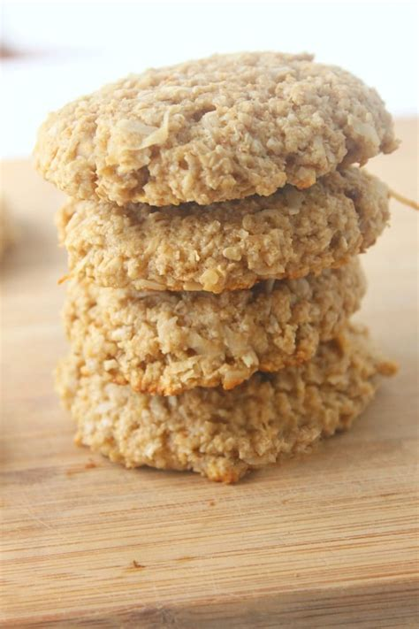 protein oatmeal cookies coconut oatmeal protein cookies