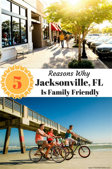 7 Reasons To Go On Vacation To Florida by 5 Reasons To Visit Family Friendly Jacksonville Florida