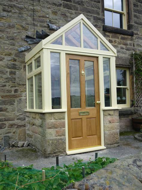 Porch Door And Frame European Oak Door Finish Porch Frame Colour