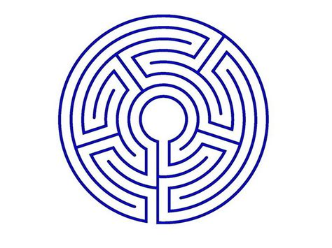 labyrinth template 17 best images about reference mazes on