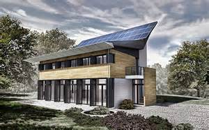 home architecture ultra modern pv house boasts scissored solar panels for a