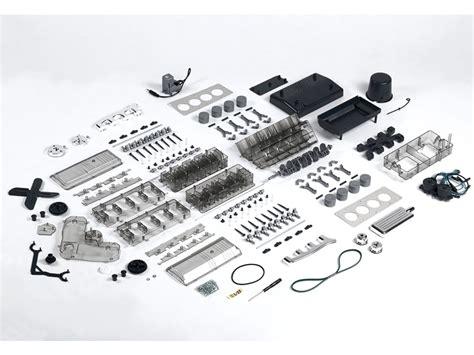 Modell Motorrad Mit Benzinmotor by V8 Motor Bausatz Modelspace