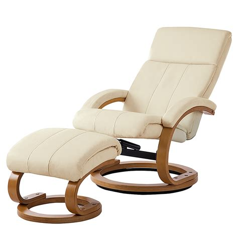 Modern Swivel Chair Leather Upholstered Chaise Lounge With Living Room Chairs With Ottoman