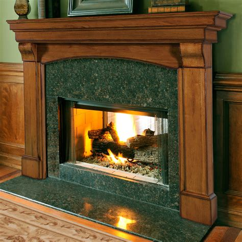 arched fireplace mantels pearl mantels blue ridge arched fireplace surround