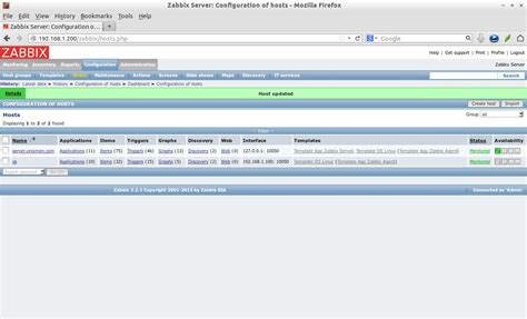 tutorial zabbix ubuntu server install zabbix monitoring tool on debian 7 ubuntu 13 10