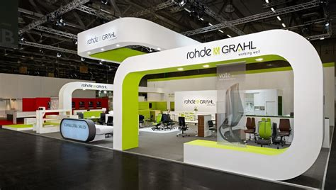 Car Showroom Floor Plan exhibition stands in hannover