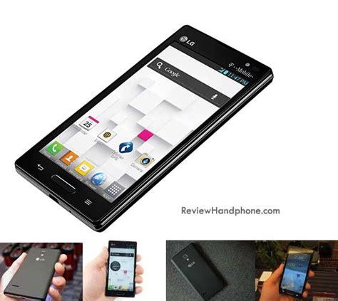 Handphone Lg L5 lg optimus l9 p760 spesifikasi